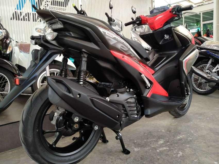 11/2020 Yamaha Aerox ABS
