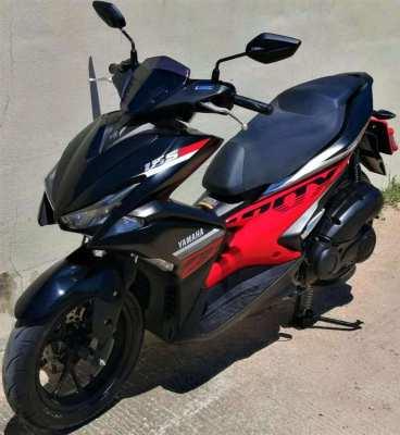 03/2021 Yamaha Aerox 155 1xxxkm 53.900 ฿ easy Finance by shop