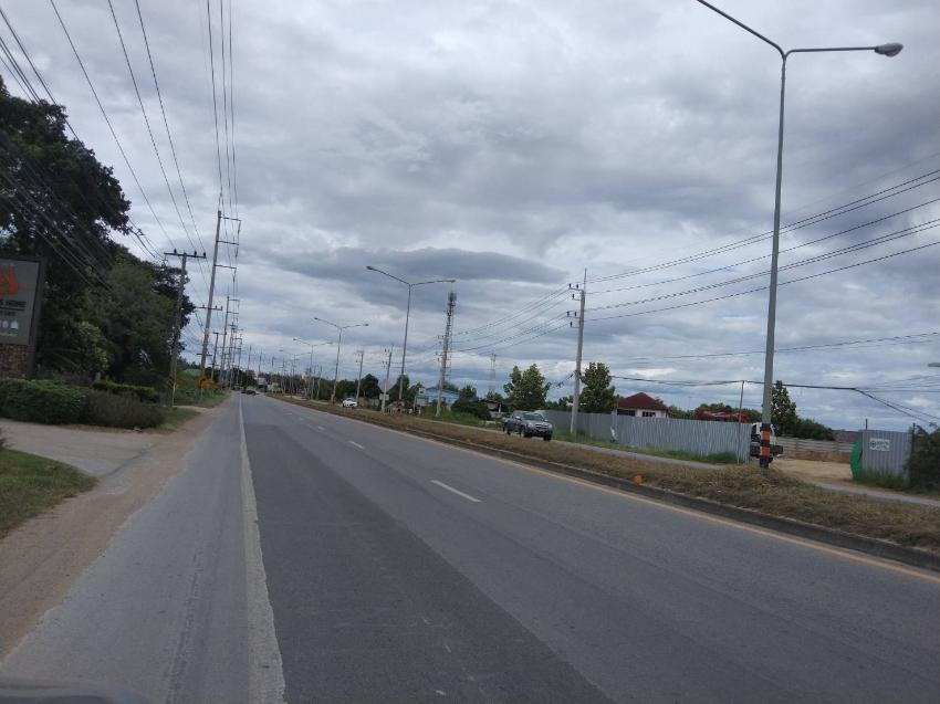 ขายที่ดิน ติดถนน 4 เลน เส้น 108 ฮอด-จอมทอง จ.เชียงใหม่