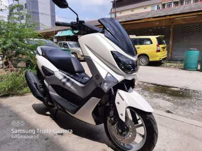 Yamaha NMax155 ABS ปี2019 ไมล์ 6759กม.