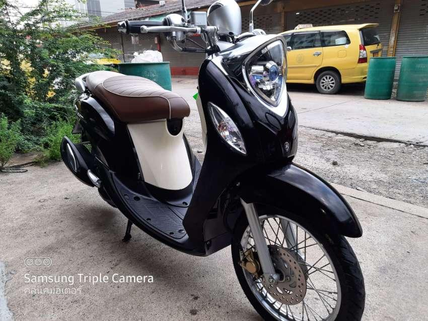 Yamaha Fino125i ปี2020 รุ่นใหม่ไมล์ 7784กม.