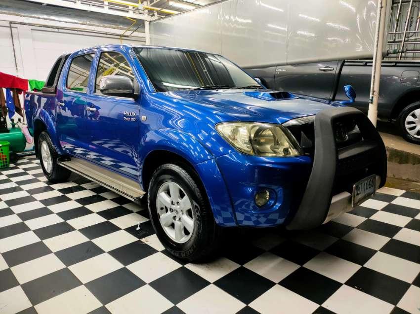 Toyota vigo preruner