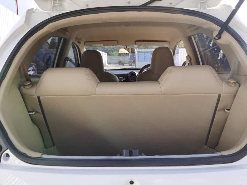 ????Brio 1.2V Hatchback ปี2012????