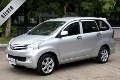2012(mfd '12) Toyota Avanza 1.5 G A/T