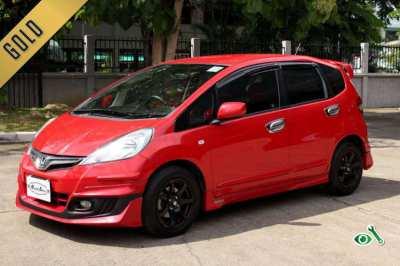 2013(mfd '13) Honda Jazz 1.5 V Modulo A/T