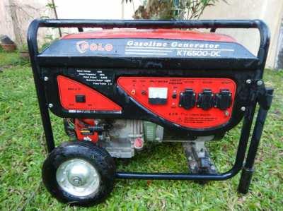 Generator POLO 5000 Watts. Very good condition