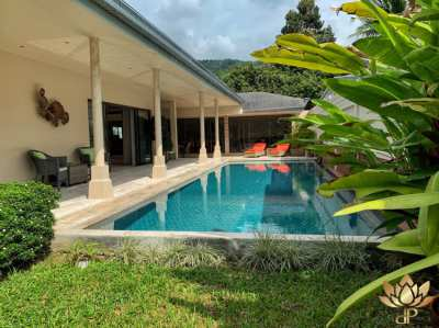 NAMUANG . 2 BEDROOM VILLA WITH PRIVATE POOL