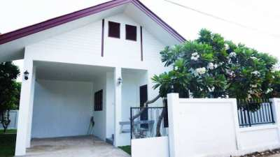 House for rent 2.5 km. from Lanna Golf Course, Chotana Rd.
