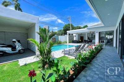 Brand New Contemporary 3-Bedroom Pool Villa, Rawai, Phuket, Thailand