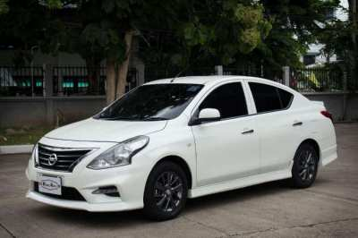 2017(mfd16) Nissan Almera 1.2 E Sportech A/T