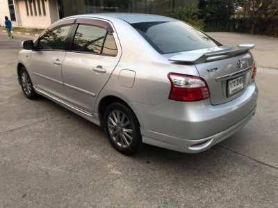 รถบ้านแท้ ๆ TOYOTA VIOS 1.5 G  ปี 2012   รุ่น Top