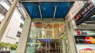 Hotel for Sale in Sukhumvit soi 11 ( Smart Suites) Owners Post