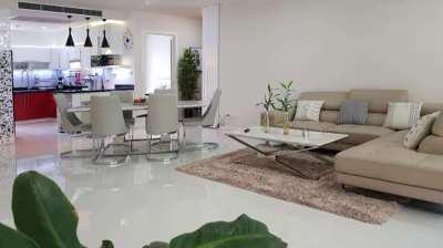 For Rent 3 Bedrooms Luxurious Condo to The Breeze, Hua Hin, KhaoTakiab