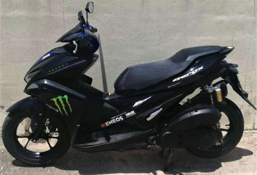 09/2020 Yamaha Aerox 155 48.900 ฿ Easy Finance by shop