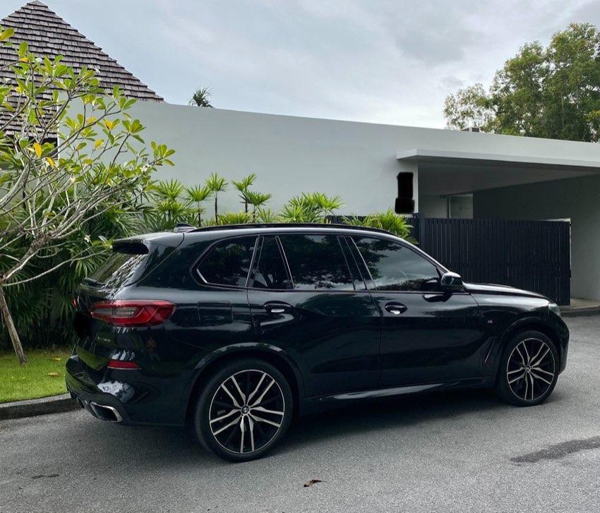BMW X5 xDrive 30d G05 2019 Year