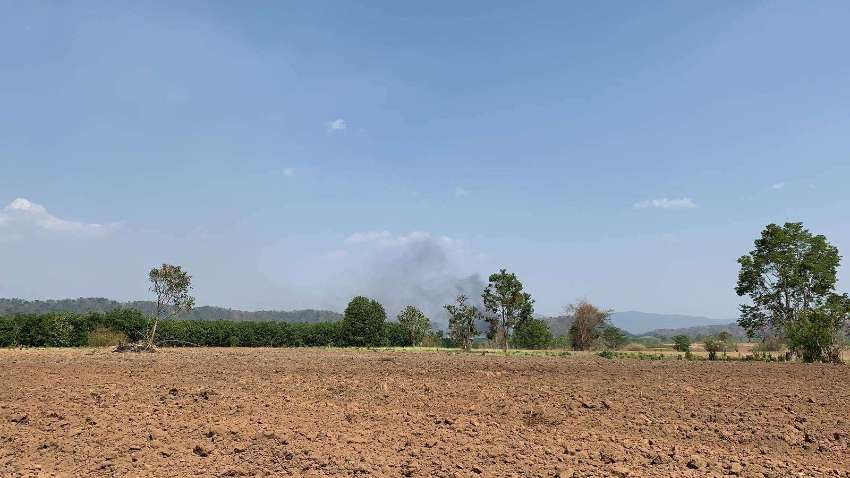 Land for sale in Chiang Rai Province (100 Rai) Owners Post
