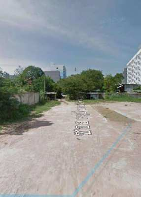 Land for sale in Pattaya (100 square wah) Owners Post