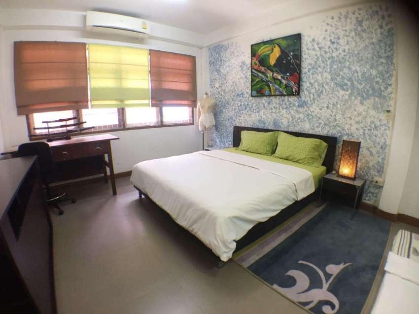The Japanese Loft Big Bedroom