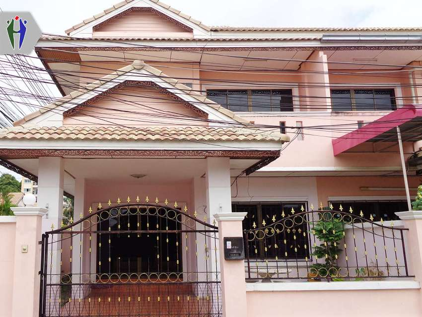 House 2 stories for rent South Pattaya. Fully furnished