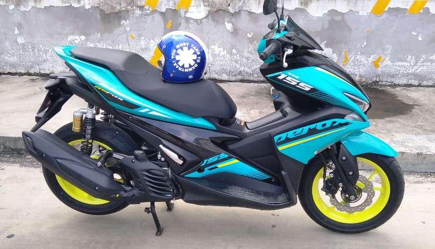 RENT - Yamaha Aerox