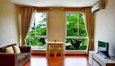 One Plus JedYod condominium for sale 2.5 km. from Maya shopping mall