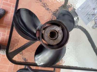 Propeller for suzuki 90 hp 4 st