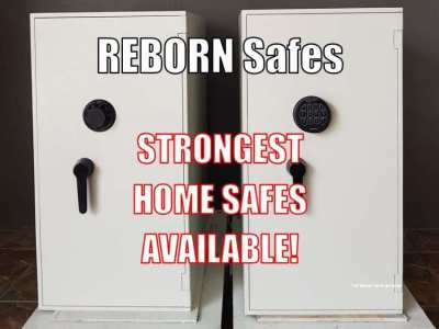 REBORN Safes - High Security Home Safes