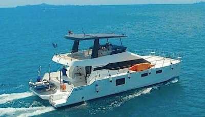 Motor Catamaran Yacht 52ft  Year 2020