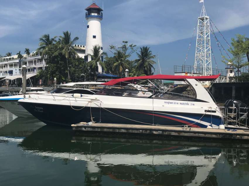 Speedboat for sale 900 000 THB