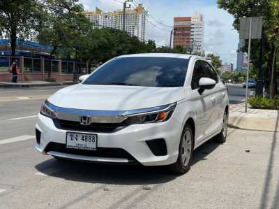 Car used only 5 months NEW HONDA CITY 1.0 TURBO S CVT 2021