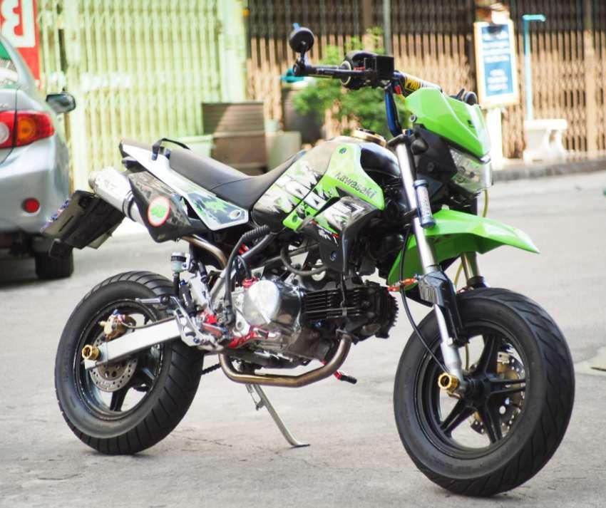 Kawasaki KSR 110 (GOOD CONDITION!)