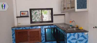 Single House for rent Pattaya 15,000 baht. Close to Pratumnak Hill