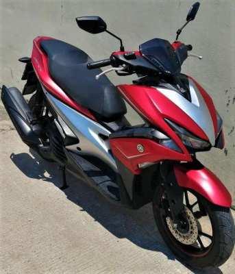 06/2019 Yamaha Aerox 155 TOP/ABS 39.900 ฿ Easy Finance by shop