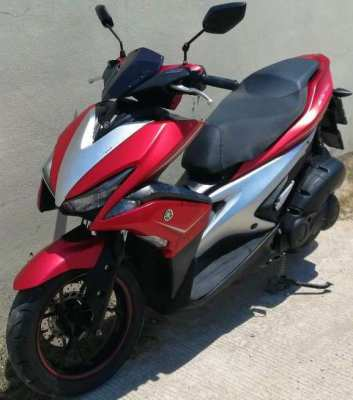 06/2019 Yamaha Aerox 155 ABS 44.900 ฿ Easy Finance by shop