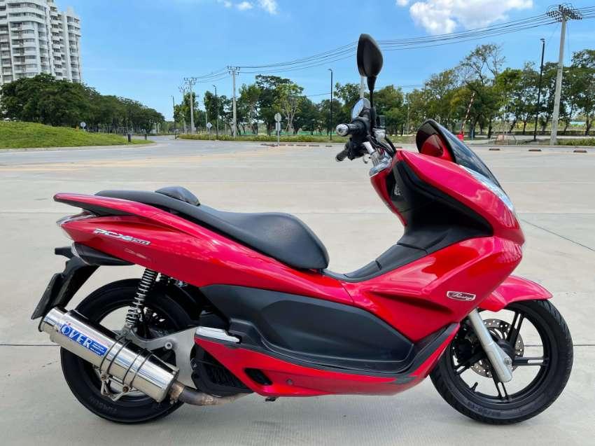 Honda PCX 125CC 2010 (Original Owner) Only 7xxx km!