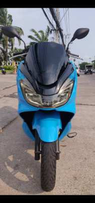 PCX 150cc modified to 160cc New Special Color Modified Great Power