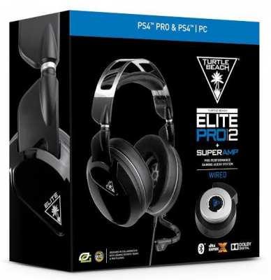 Turtle beach elite pro 2 professional gaming headset