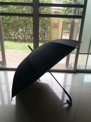 Classic Black Hook Umbrella