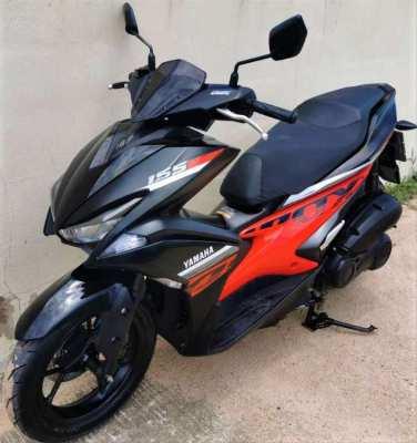 11/2020 Yamaha Aerox 155 49.900 ฿ Easy Finance by shop