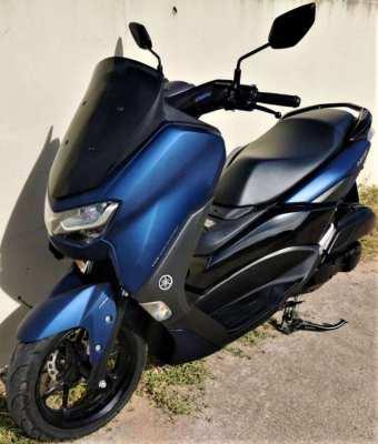 03/2021 Yamaha N Max 155 - 2xxxkm 77.900 ฿ Easy Finance by shop