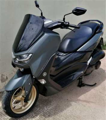 View larger  Previous 11/2020 Yamaha N Max 155 - 75.900 ฿ Finance by s