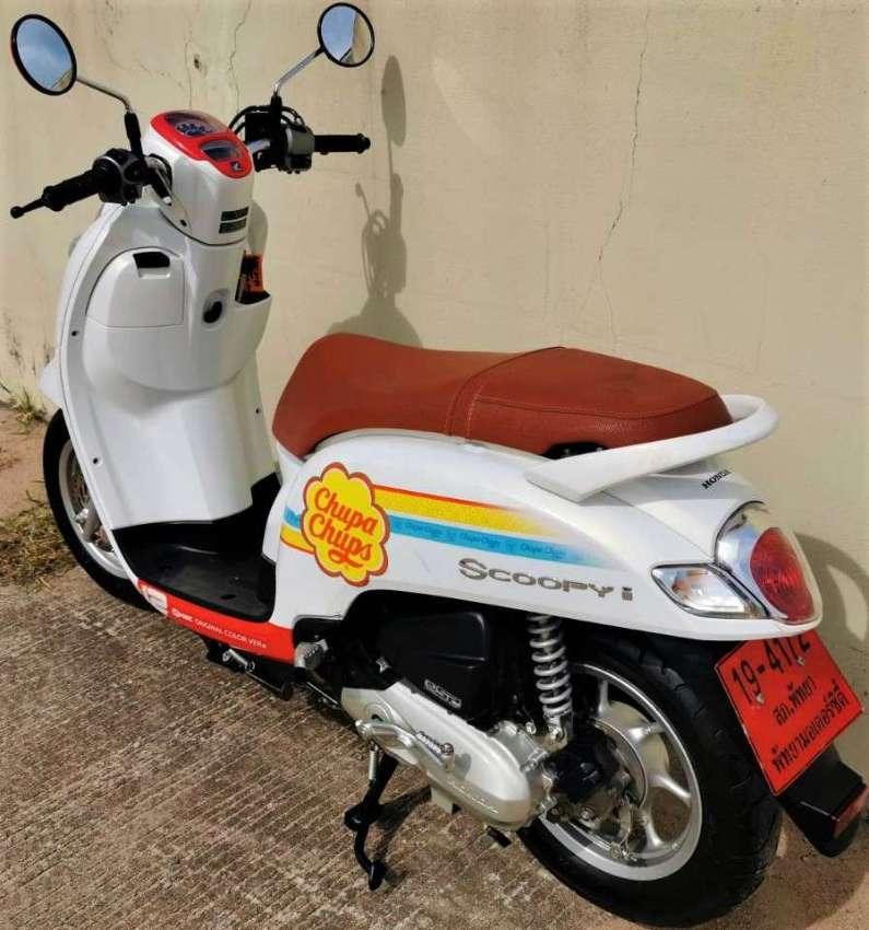 01/2021 Honda Scoopy i - 39.900 ฿ Easy Finance by shop