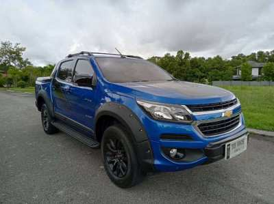 Chevrolet Colorado High Country Storm 2.5l Double-cab 2018