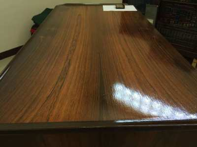 Mid Century Danish Rosewood Desk