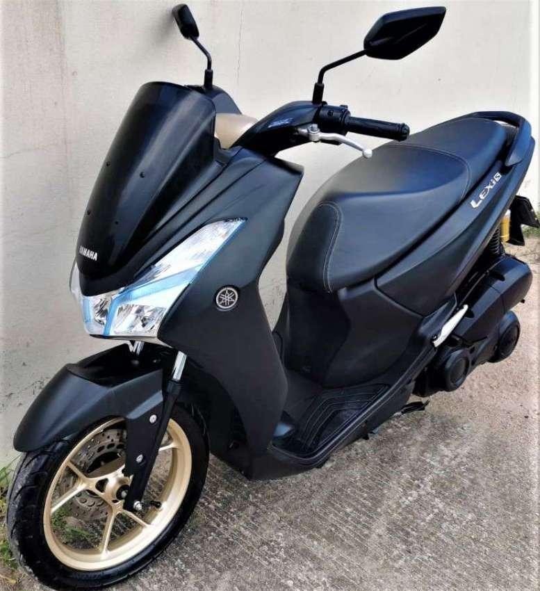 09/2020 Yamaha Lexi 125 ABS 5xxxkm 44.900 ฿ Easy Finance by shop