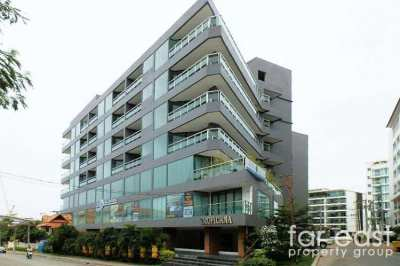 Tropicana Pratumnak One Bedroom For Sale With Tenant