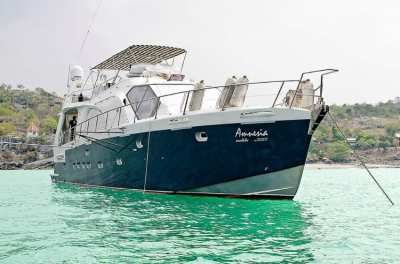 Luxry yacht for sale bangkok