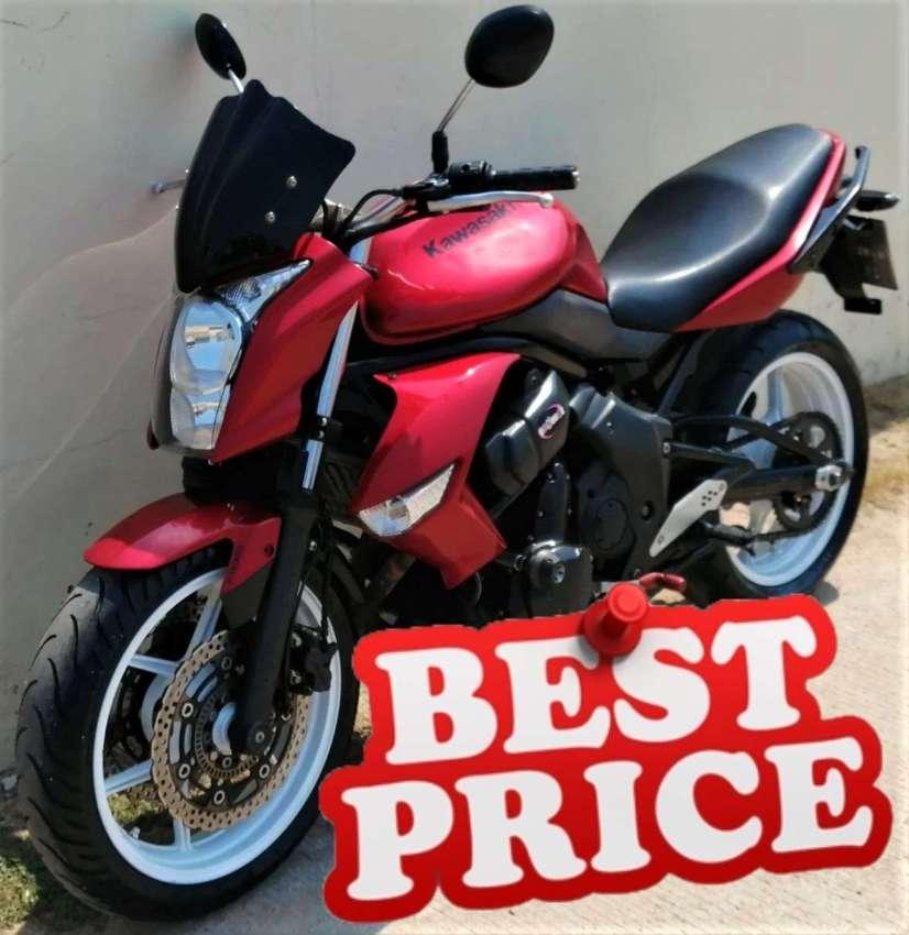 10/2011 Kawasaki ER-650 N 62.900 ฿ Easy Finance by shop