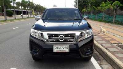 Nissan Navara 2019. Manual transmission