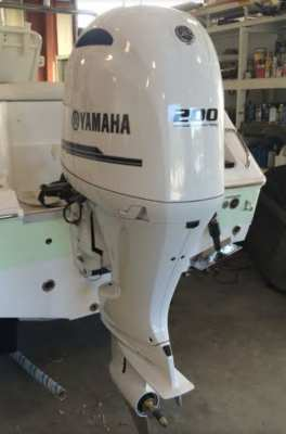 USED Yamaha 40HP Four Stroke outboard Motor Engine ( ฿24,588)
